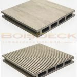 WPC Wood Plastic Composite Decking Outdoor Hollow Series Driftwood