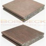 WPC Wood Plastic Composite Decking Outdoor Solid Series Rosewood