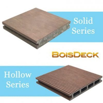 WPC Solid vs WPC Hollow Decking